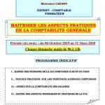 FORMATION MAITRISER LES ASPECTS PRATIQUES DE LA COMPTABILITE GENERALE